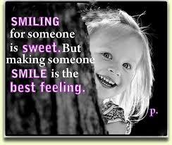 Smiling Quote