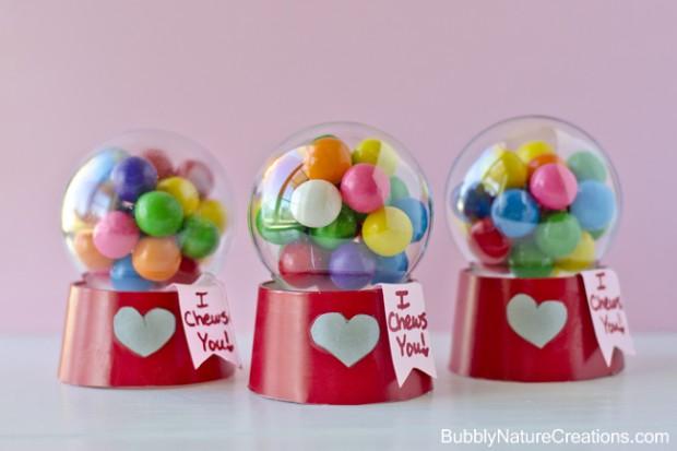 Valentine's Bubblegum Gift